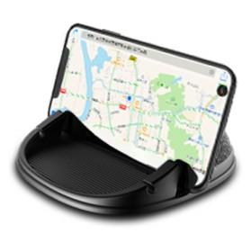 Daite Universal Car Smartphone Holder Anti-Slip - Black