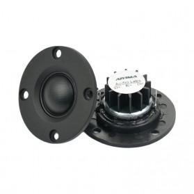 Aiyima Speaker Tweeter Mobil HiFi 1 Inch 6Ohm 30W 2 PCS - A1D083 - Black