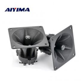 Aiyima Speaker Tweeter Mobil HiFi 3.3 Inch 150W 2 PCS - A1D835 - Black