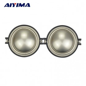 Aiyima Speaker Tweeter Mobil HiFi 1 Inch 4Ohm 20-30W 2 PCS - A1D029 - Black