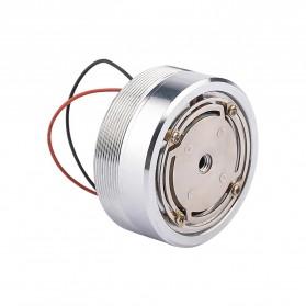 Aiyima Speaker Full Range Mobil HiFi 50mm 4Ohm 25W - A1D011B - Silver - 2