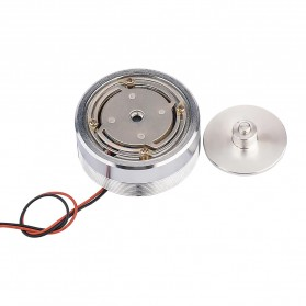 Aiyima Speaker Full Range Mobil HiFi 50mm 4Ohm 25W - A1D011B - Silver - 3
