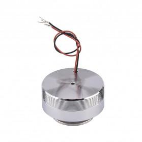 Aiyima Speaker Full Range Mobil HiFi 50mm 4Ohm 25W - A1D011B - Silver - 4