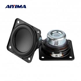 Aiyima Speaker Full Range Mobil HiFi 48mm 8Ohm 10W - A1D1901 - Black
