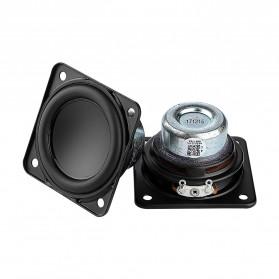 Aiyima Speaker Full Range Mobil HiFi 48mm 8Ohm 10W - A1D1901 - Black - 2