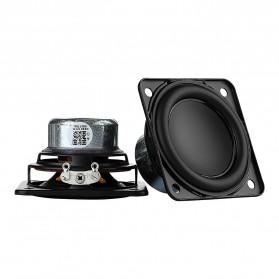Aiyima Speaker Full Range Mobil HiFi 48mm 8Ohm 10W - A1D1901 - Black - 3