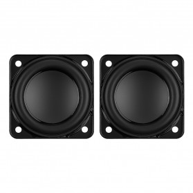Aiyima Speaker Full Range Mobil HiFi 48mm 8Ohm 10W - A1D1901 - Black - 4