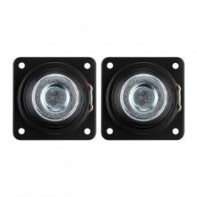 Aiyima Speaker Full Range Mobil HiFi 48mm 8Ohm 10W - A1D1901 - Black - 8