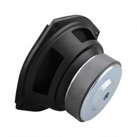 Aiyima Speaker Subwoofer Mobil HiFi 5.25 Inch 4Ohm 80W 1 PCS - A1D1584C - Black - 5
