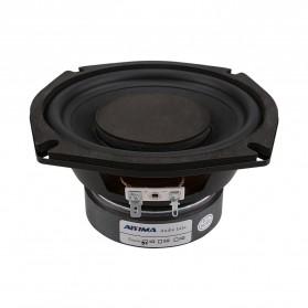 Aiyima Speaker Subwoofer Mobil HiFi 5.25 Inch 4Ohm 80W 1 PCS - A1D1584C - Black - 6
