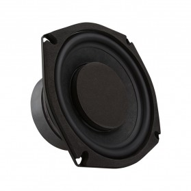 Aiyima Speaker Subwoofer Mobil HiFi 5.25 Inch 4Ohm 80W 1 PCS - A1D1584C - Black - 7