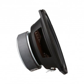 Aiyima Speaker Subwoofer Mobil HiFi 5.25 Inch 4Ohm 80W 1 PCS - A1D1584C - Black - 8