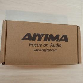 Aiyima Speaker Full Range Mobil HiFi 52mm 8Ohm 25W 2 PCS - A1D1663 - Black - 8