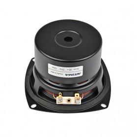 Aiyima Speaker Full Range Mobil HiFi 4 Inch 8Ohm 30W 1 PCS - A1D1307D - Black - 4