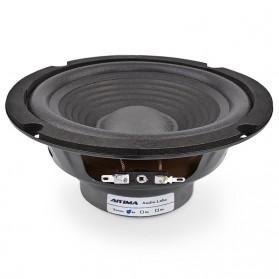 Aiyima Speaker Subwoofer Mobil HiFi 6.5 Inch 4Ohm 150W 1 PCS - A1D1523A - Black - 5