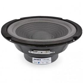 Aiyima Speaker Subwoofer Mobil HiFi 6.5 Inch 4Ohm 150W 1 PCS - A1D1523A - Black - 8