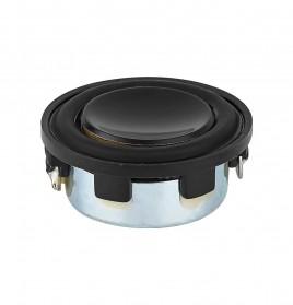 Aiyima Speaker Full Range Mobil HiFi 28mm 4Ohm 3W 2 PCS - Black - 5