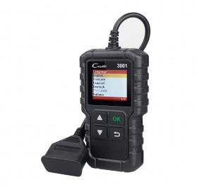 Creader LAUNCH Scanner Diagnostic Mobil OBDII (ORIGINAL) - 3001 - Black - 2