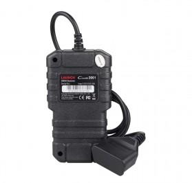 Creader LAUNCH Scanner Diagnostic Mobil OBDII (ORIGINAL) - 3001 - Black - 4