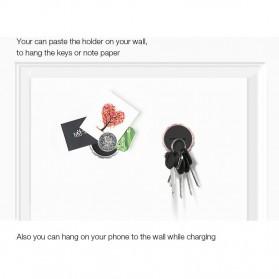 CAFELE Sticky Magnetic Holder Smartphone - DA8 - Black - 5