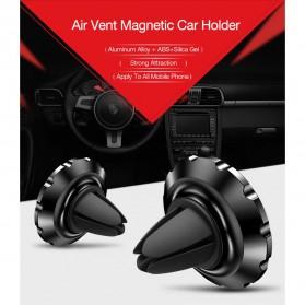 CAFELE Air Vent Mount Magnetic Holder Smartphone - Black - 2