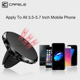 CAFELE Air Vent Mount Magnetic Holder Smartphone - Black - 3