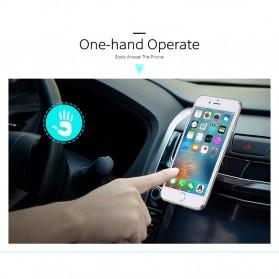 CAFELE Air Vent Mount Magnetic Holder Smartphone - Black - 4