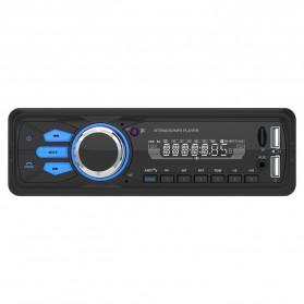 Taffware Tape Audio Mobil MP3 Player Bluetooth Wireless Receiver 12V - MP3-506 - Black - 6