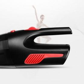 Tirol Handheld Vacuum Cleaner Penyedot Debu Mobil Serbaguna 120W 12V - VC37 - Black - 2