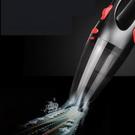 Tirol Handheld Vacuum Cleaner Penyedot Debu Mobil Serbaguna 120W 12V - VC37 - Black - 4