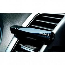Monolick Parfum Mobil Car Air Vent Clip Aroma Sticks - Black