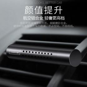 Caryim Parfum Mobil Car Air Vent Clip Aroma Sticks - Black