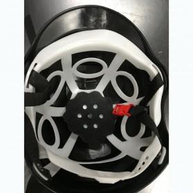 Nuoman Helm Sepeda Skuter Motor Elektrik Half Face - 316 - Black - 4