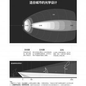 ANLOOK Lampu Sepeda LED XPE Q5 dengan Klakson 120dB - CD-08 - Black - 4