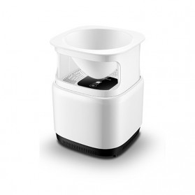 NOBICO Pembersih Ion Udara Air Purifier Cleaner - J009A - White