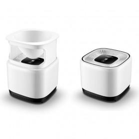 NOBICO Pembersih Ion Udara Air Purifier Cleaner - J009A - White - 2