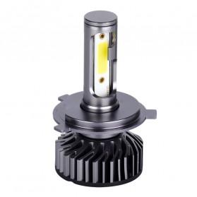 INFITARY Lampu Mobil Headlight Car Fog Bulb LED COB H7 72W 8000LM - Black - 4