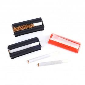 Alat Penggulung Linting Rokok Manual Tobacco Roller Machine 70mm - TN900 - Black - 7
