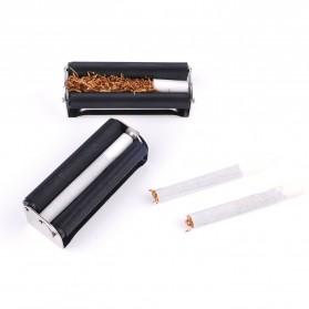 Alat Penggulung Linting Rokok Manual Tobacco Roller Machine 70mm - TN900 - Black - 8