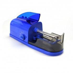Alat Penggulung Rokok Electric Cigarette Injector Tobacco Roller Machine - A19 - Black - 5