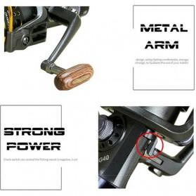 Reel Pancing MG5000 10+1 Ball Bearing - MG50 - Gray - 6