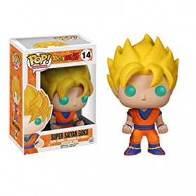 Funko POP Dragon Ball Character Action Figure - Goku Super Saiyan - Mix Color