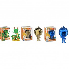 Funko POP Dragon Ball Character Action Figure - Perfect Cell - Mix Color - 3