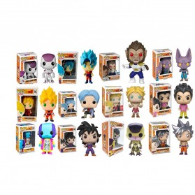 Funko POP Dragon Ball Character Action Figure - Perfect Cell - Mix Color - 4