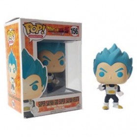 Funko POP Dragon Ball Character Action Figure - Legenday Super Saiyan Vegeta - Mix Color
