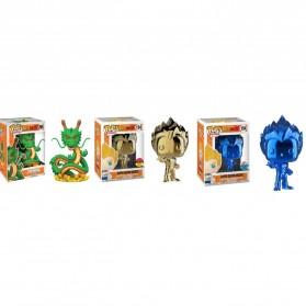 Funko POP Dragon Ball Character Action Figure - Legenday Super Saiyan Vegeta - Mix Color - 3