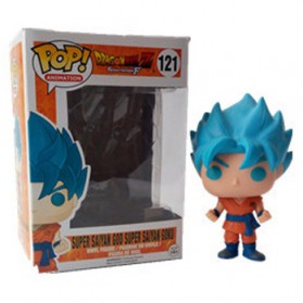 Funko POP Dragon Ball Character Action Figure - Legenday Super Saiyan Goku - Mix Color