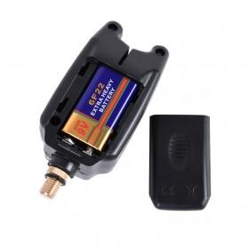 Alarm Pancing Electronic Fishing Alarm Adjustable Volume - JY-1 - Black - 2