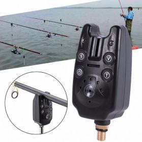 Alarm Pancing Electronic Fishing Alarm Adjustable Volume - JY-1 - Black - 5