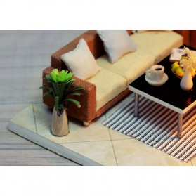 NAJIAXIAOWU Miniatur Rumah Boneka DIY Doll House Wooden Furniture - K-031 - 6